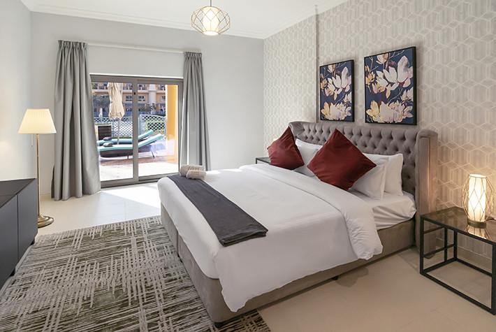 Deluxe Three Bedroom Duplex