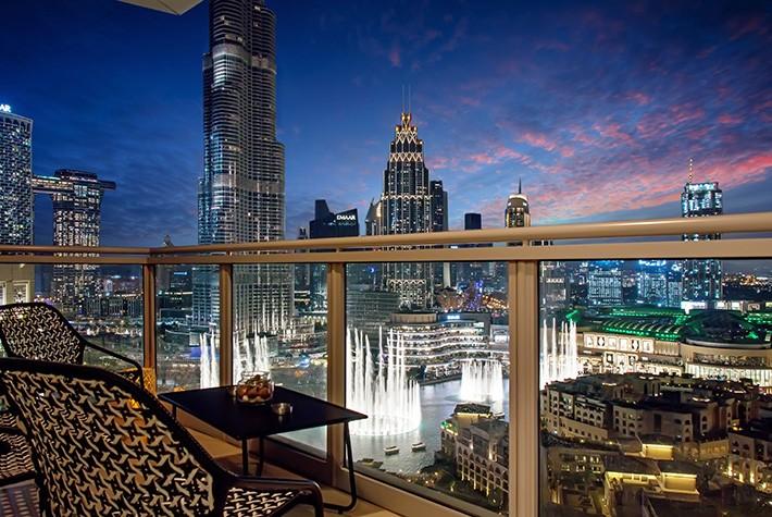Downtown Dubai - The Residences