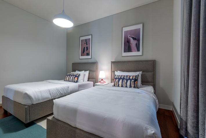 Superior Three Bedroom Plus Maids Room