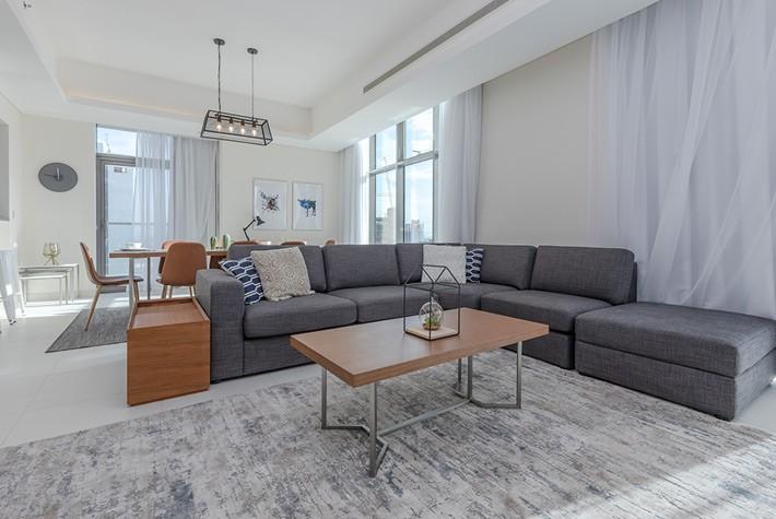 Deluxe Three Bedroom Apartment