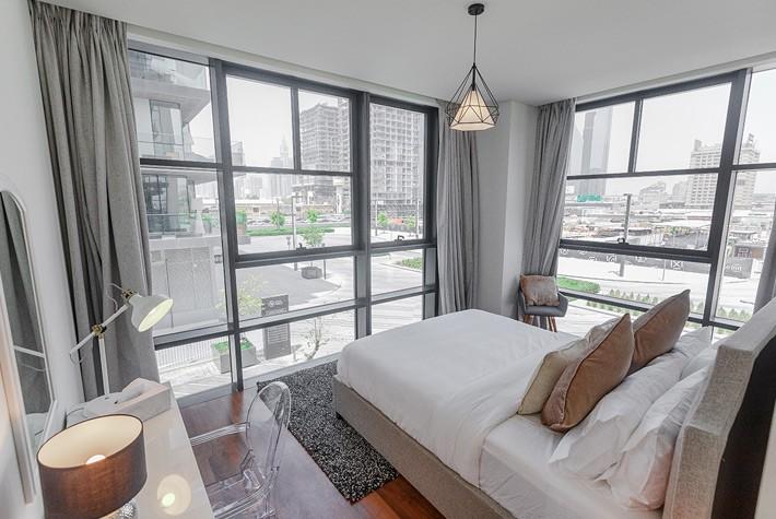 Deluxe Three Bedroom Plus Maid's Room